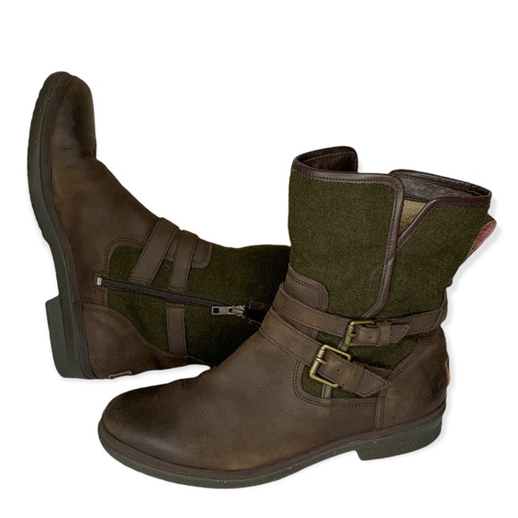 Ugg Australia Simmens waterproof leather boots